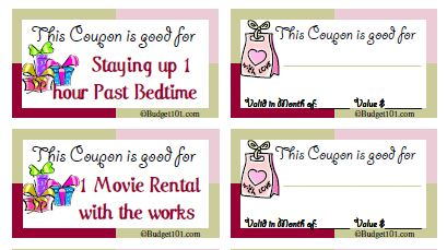 Coupons For Kids Under 10 Downloads Budget101