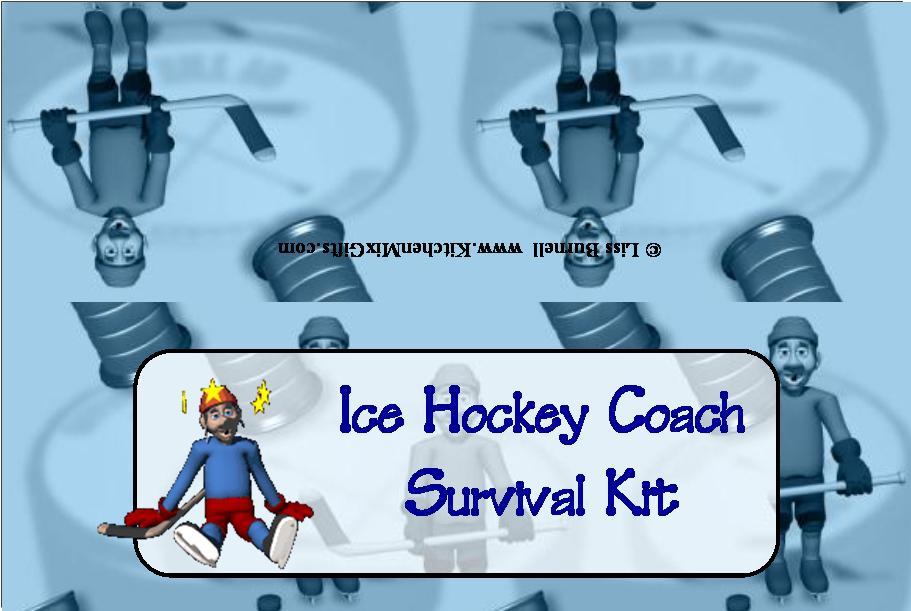 ice hockey survival kit - downloads