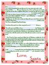 Personalized Santa Letter -Naughty Child