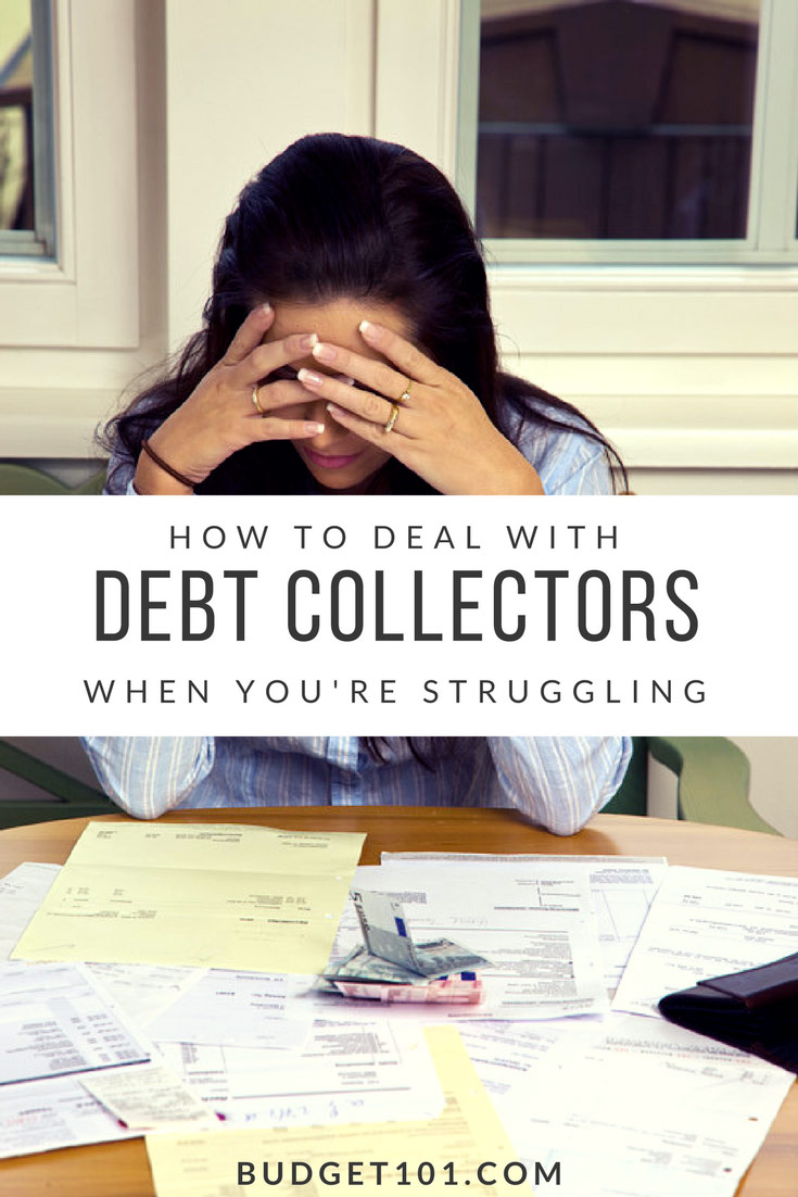How to deal with debt collectors when youre struggling