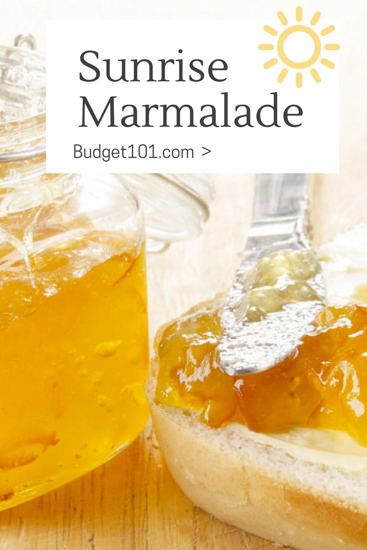 Splenda Sunrise Marmalade