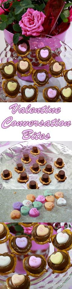 Budget101 Valentines Conversation Hearts Chocolates