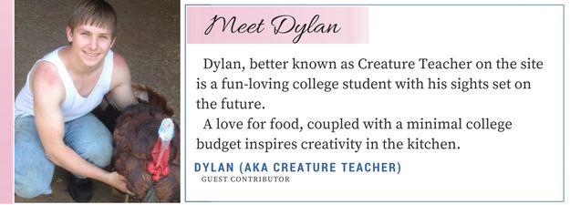 Team Member Dylan