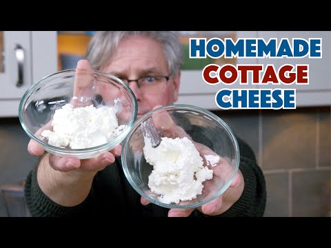 Make Cottage Cheese Two Ways With Taste Off!