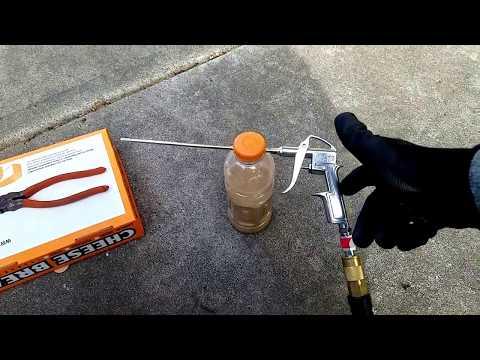 $5.00 DIY Sand Blaster