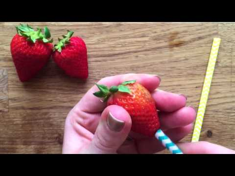 How to Hull Strawberries