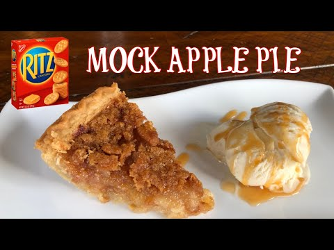 Ritz Mock Apple Pie Review
