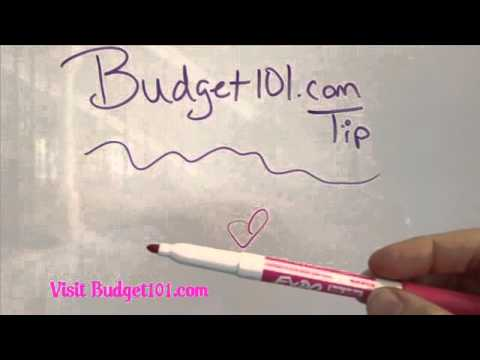 Remove Permanent Marker From a Whiteboard