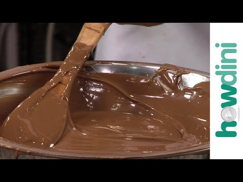 Melting chocolate: How to melt and temper chocolate