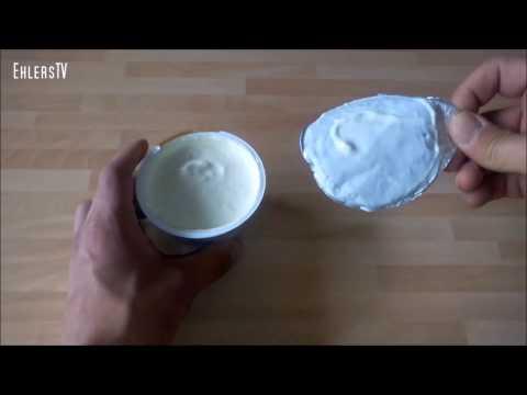 DIY Spoon (using yoghurt pot lid) - Lifehack