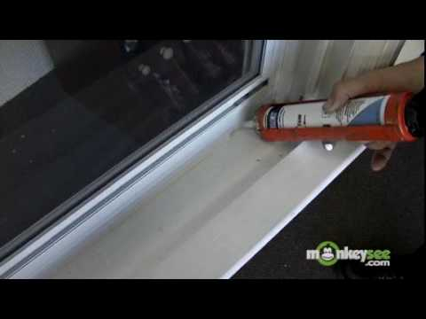 Installing Storm Windows