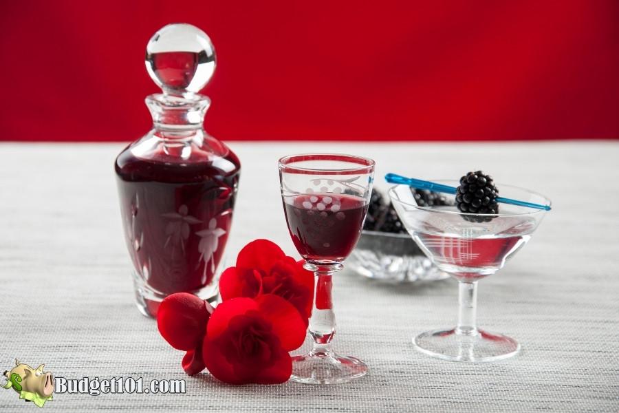 blackberry cordial