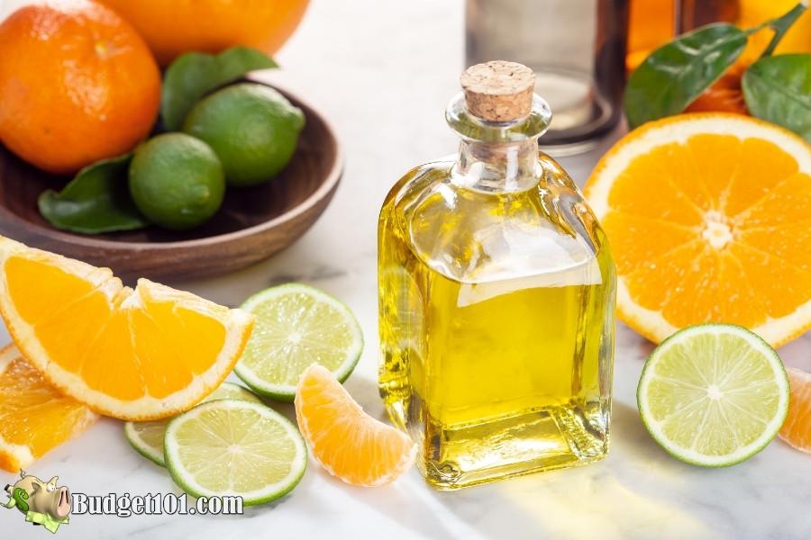 homemade citrus extract