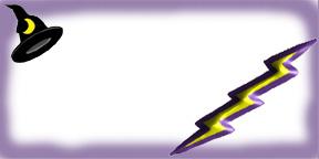 Harry Potter Lightning Tag
