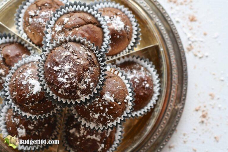 b101 gingerbread muffins abc muffin mix