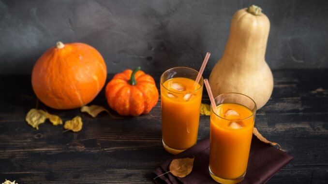 b101 pumpkin juice recipe