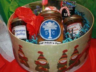 gift basket meals