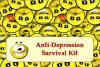 anti depression survival kit