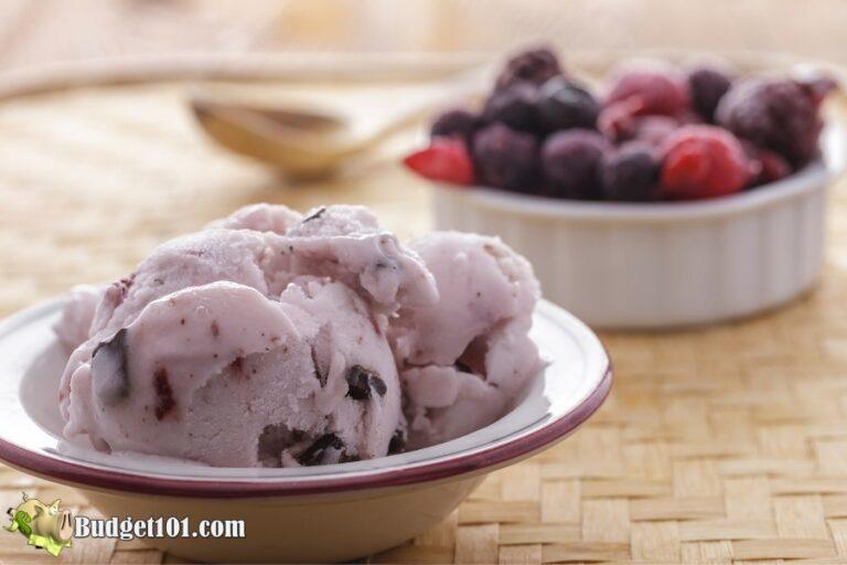 b101 ben jerrys cherry garcia ice cream