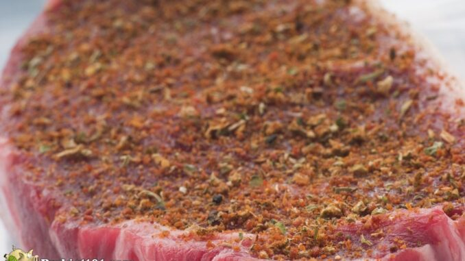 b101 cajun steak