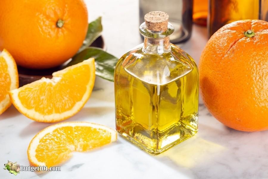 b101 homemade orange extract