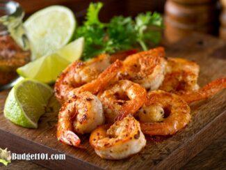 b101 hot creole shrimp