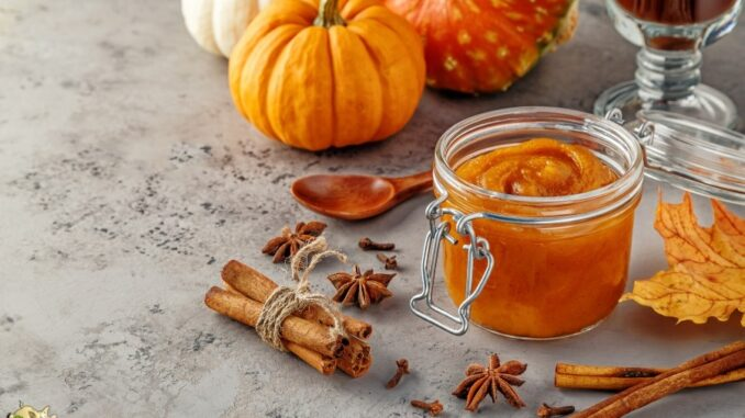 b101 pumpkin butter