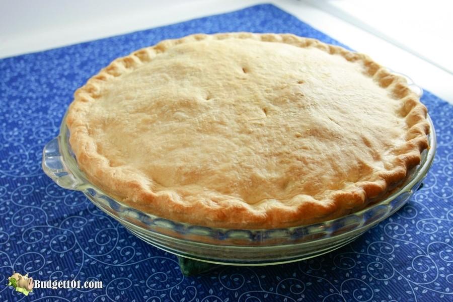 baked chicken pot pie