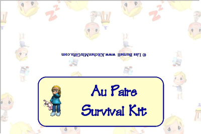 nanny survival kit