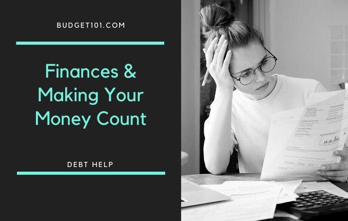b101 finance debt help