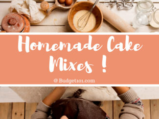 make your own cake mixes