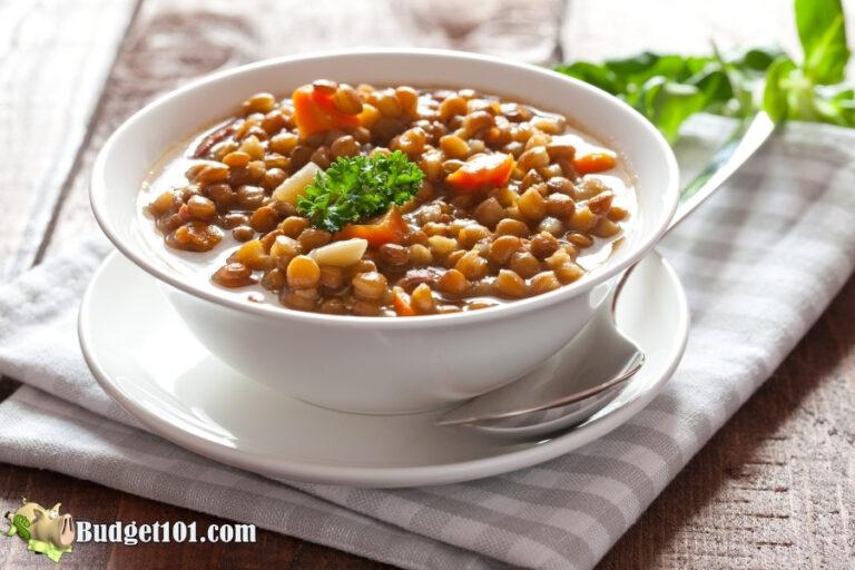 palouse lentil soup