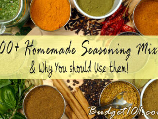 seasoning and spice mixes