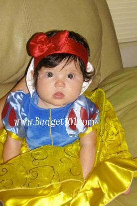 Princess Halloween costume idea