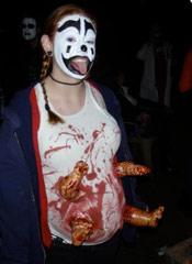 Gory Halloween Costume Ideas