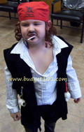 Pirate Halloween Costume Ideas