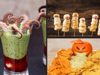 b101 eerie edibles halloween recipes