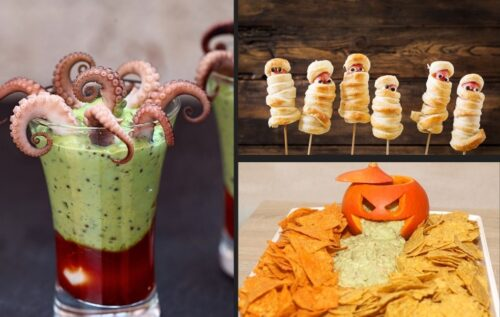 b101 eerie edibles halloween recipes