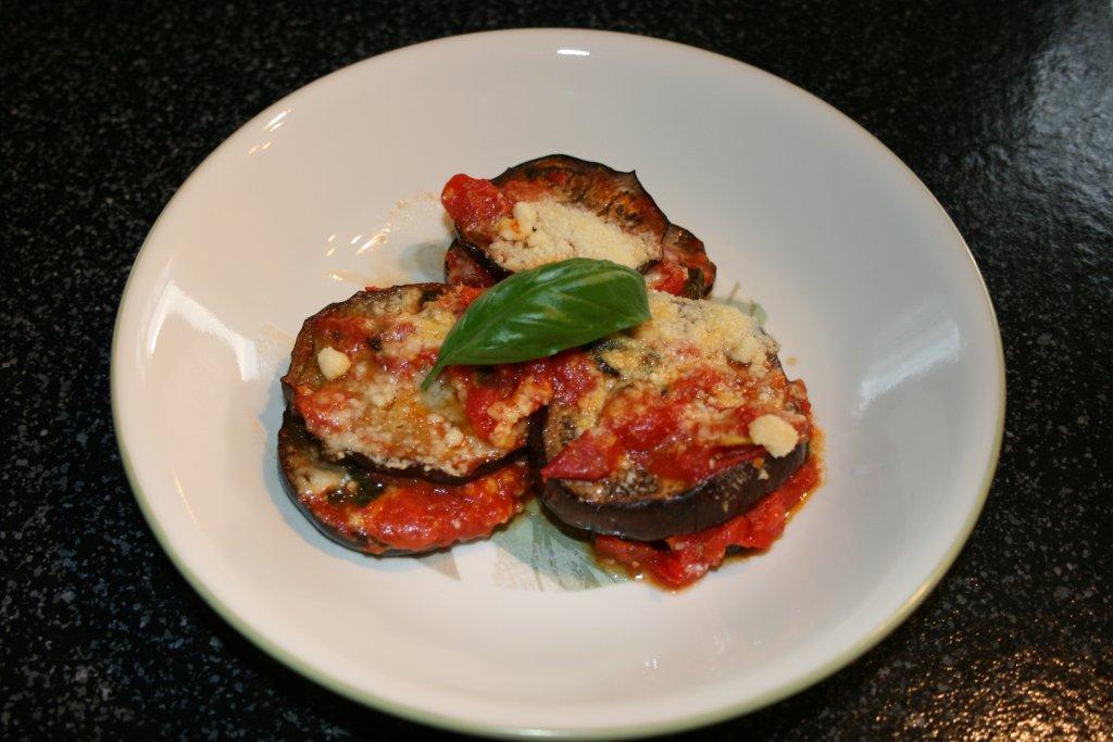 eggplant-gateau
