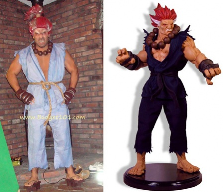 akuma from street fighter