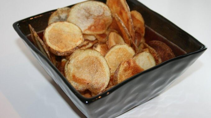 Make Your Own Potato Chips -Budget101.com