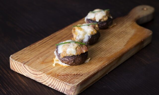 How to Make Crab Stuffed Mushrooms