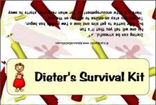 dieters survival kit