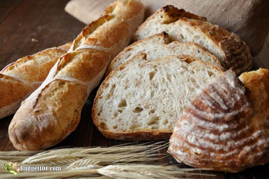 b101 bread machine mixes prepared by hand