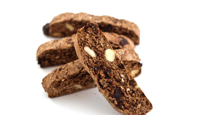 make your own biscotti cookies