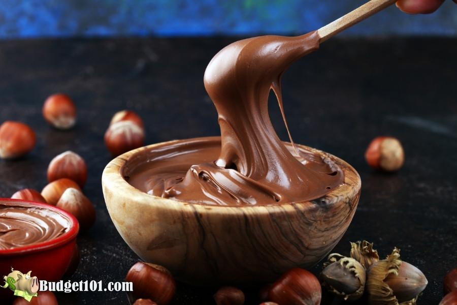 homemade keto nutella recipe