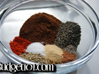 cajun roast rub seasoning mix