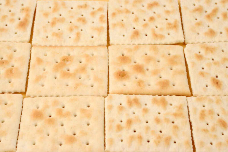 make your own saltine crackers