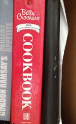 cookbook holder tip