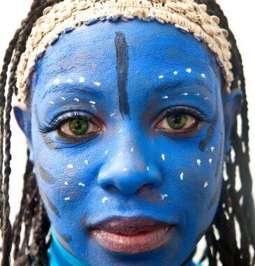 avatar costume idea